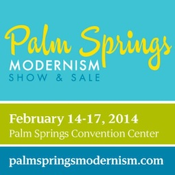 14th Annual Palm Springs Modernism Show & Sale Returns Bigger & Better Than Ever