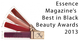 "Gleam Lip Radiance Named ""Best in Black Beauty"" by Essence Magazine"