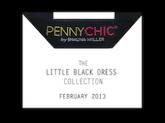 Penny Chic Launches LBD Collection with Walmart February 2013